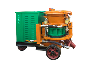PZ Series Dry Mix Shotcrete Machine