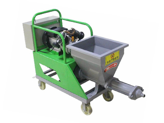 Cement Mortar Spray Machine