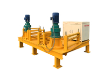 Rebar/Steel Bending Machine I-beam And Channel Steel WGJ Series