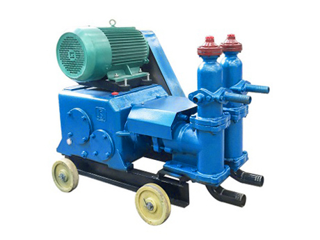 Piston Cement Grout Pump