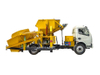 Truck-mounted Dry Shotcrete Machine with Automatic Feeding System ZLPⅡ/Ⅳ