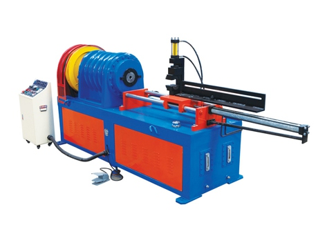 Taper Pipe End Forming Machine