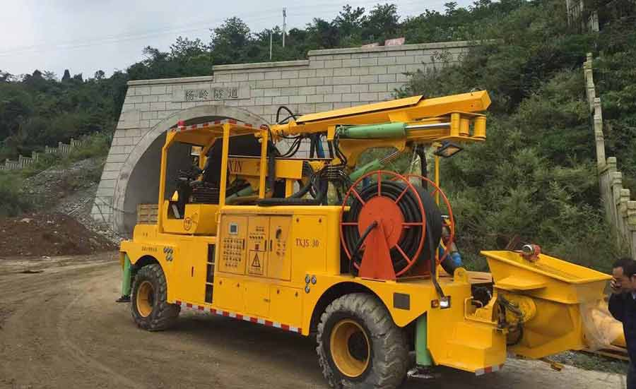 The Histrory of Shotcrete Development