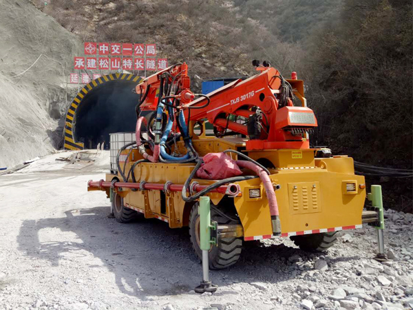shotcrete manipulator