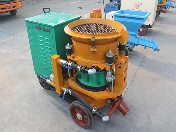 Good Quality Small Dry Electrical Shotcrete Machine
