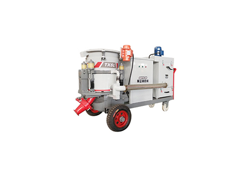 Dust Anti-Explision Dry Shotcrete Machine