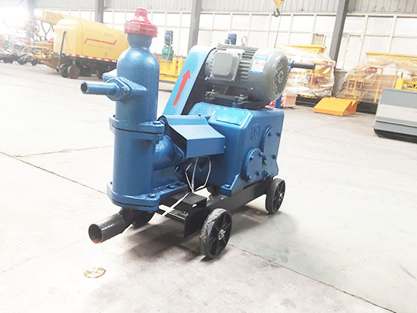 piston grout pump